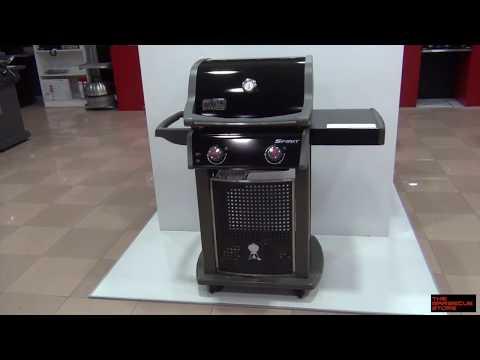 Barbacoa de gas Weber Spirit EO 210