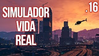 GTA 5 ROLEPLAY (Simulador da Vida Real) .16