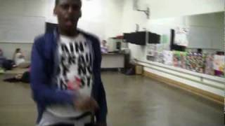 "Abdul Johnson:: DJ Webstar ft. Nicki Minaj- ""Bought the Bar"" Choreography"