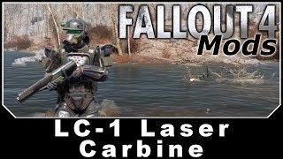 Fallout 4 Mods - LC-1 Laser Carbine