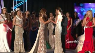 Lauren Ann Weaver Miss Pennsylvania Teen USA 2017 Crowning