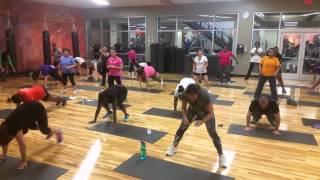Genilee  2 LA fitness Springfield
