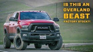 Overland Beast - Stock Dodge Power Wagon