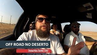 Mais uma aventura no deserto de Dubai