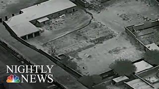 U.S. Airstrikes Target Drug Labs In Afghanistan | NBC Nightly News