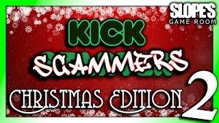 KickScammers: Christmas Edition 2 - SGR