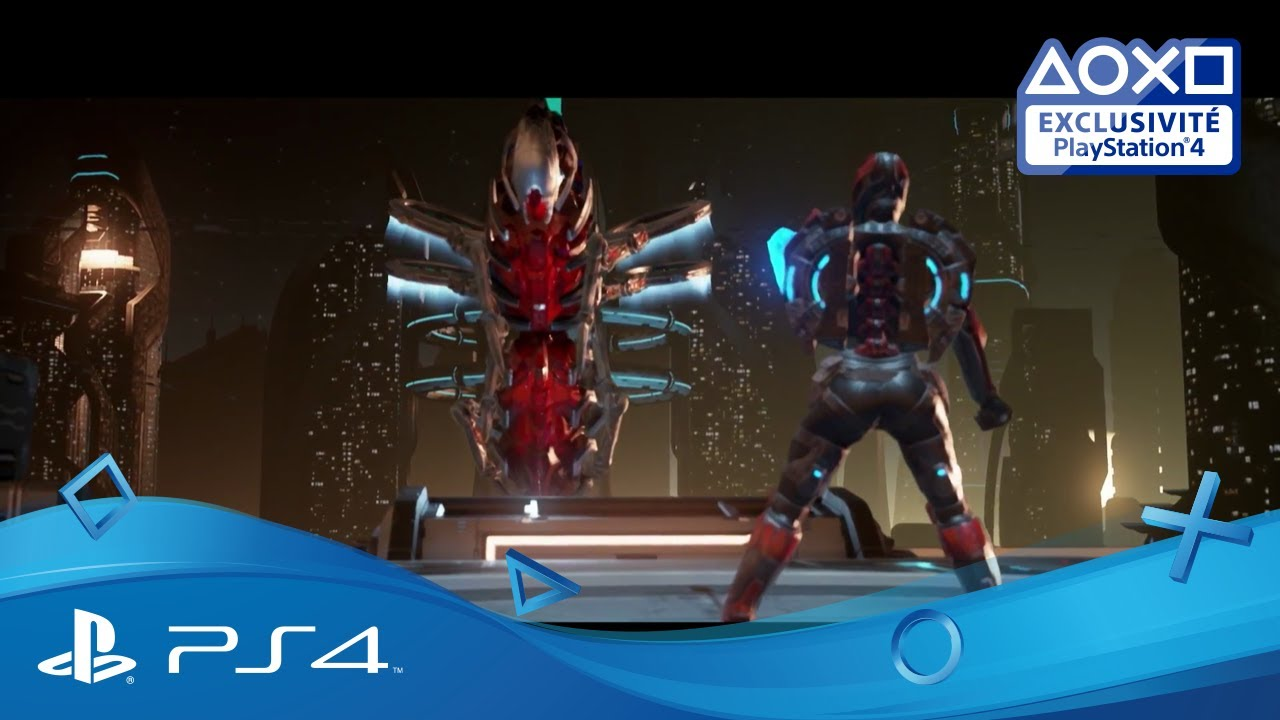 Le shooter de Housemarque sur PS4, Matterfall, sortira le 16 août