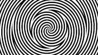 Video kaarten met optische Illusies, Spiraal van hypnose