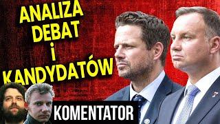 Analiza Debat i Ocena Kandydatów na Prezydenta na Wybory 2020 z Paweł Historyk – Komentator Polityka
