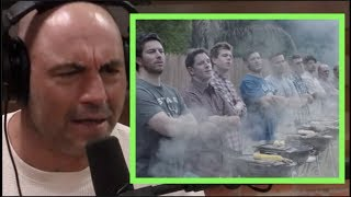 Joe Rogan on the Gillette Toxic Masculinity Commercial