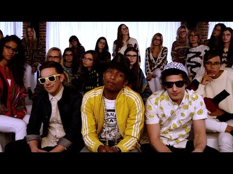 The Lonely Island Ft. Pharrell – Hugs