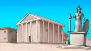 Развивающие мультфильмы - История  Древней Греции