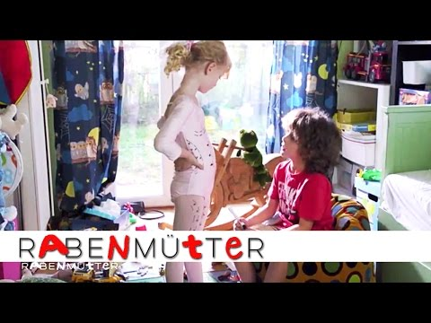 Doktorspiele mit Filzstift | Rabenmütter | SAT.1 | TV