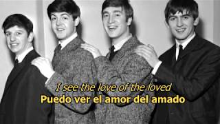 Love of the Loved - The Beatles (LYRICS/LETRA) [Original]