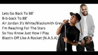 Jawan Harris ft Chris Brown - Another Planet lyrics