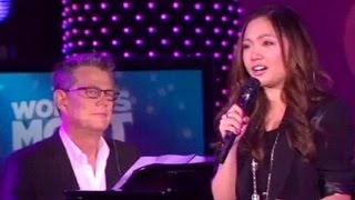 Charice ― 'In This Song' with David Foster, on Oprah
