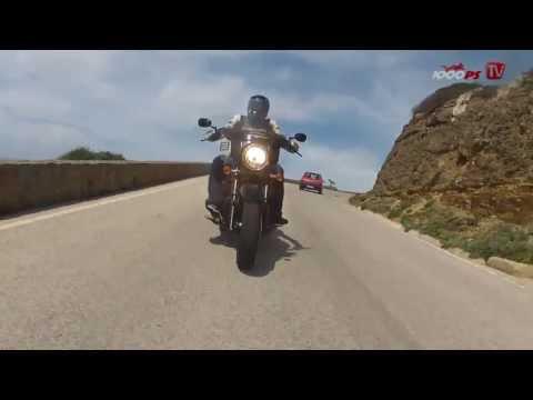 Test-Video   Suzuki C 1500 T