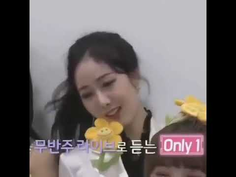 Gfriend Sinb Singing Only One