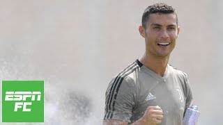 Cristiano Ronaldo debut for Juventus vs. Chievo: CR7 confirmed to start 1st Serie A game | ESPN FC
