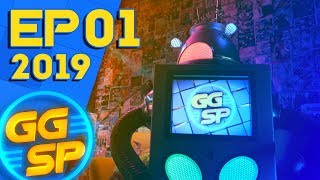 GGSP Is Back! We Review Kingdom Hearts 3 & You Review Gang Beasts! | Ep 1 | 2019