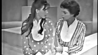Judy Garland & her Daughter Liza Minnelli