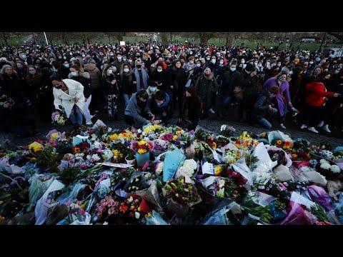 Μ. Βρετανία: Η αστυνομία διέλυσε με βία συγκέντρωση για την Σάρα Έβεραντ…