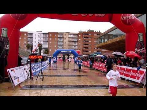 Vídeo sortida i arribada Olímpics 1