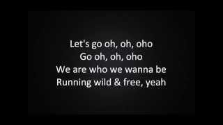 Lena Meyer Landrut - Wild & Free Lyrics