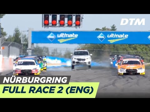 DTM Nürburgring 2019 - Race 2 (Multicam) - RE-LIVE (English)