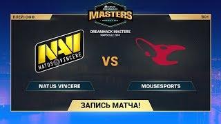 Na`Vi vs mousesports - DreamHack Marceille - map2 - de_inferno [Enkanis, SleepSomeWhile]