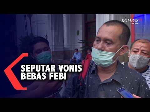 respon pengacara febi seputar kliennya divonis bebas karena tagih utang via medsos