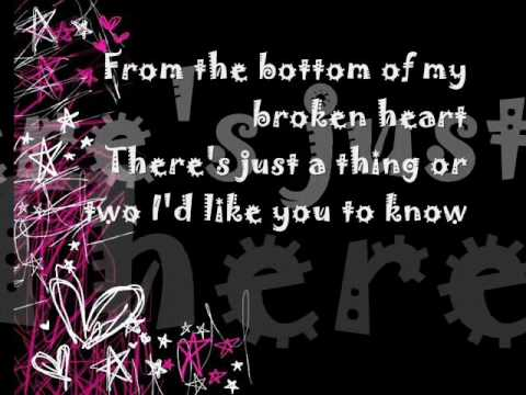 Opinion you i love you from the bottom of my heart lyrics