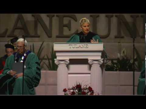Proslov Ellen DeGeneres na Tulane University