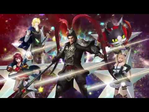 Warriors All-Stars (Musou Stars) Teaser Trailer! thumbnail