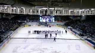 preview picture of video 'HC Kometa Brno vs PSG Zlín - postup do semifinále, poslední minuty + děkovačka'
