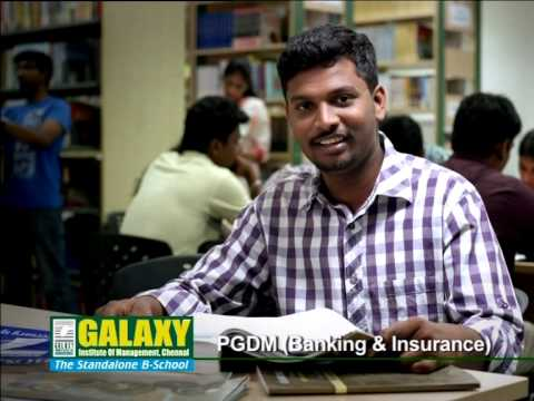 Galaxy Institute of Management video cover3