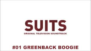 01. Greenback Boogie (Intro) - SUITS Original Television Soundtrack by Ima Robot