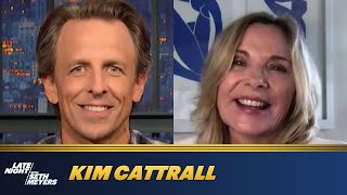 Kim Cattrall Loves Playing Ballsy Female Characters