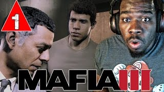 Mafia 3 Gameplay Walkthrough Part 1 - LINCOLN CLAY SERVING THAT GUMBO - Lets Play Mafia 3