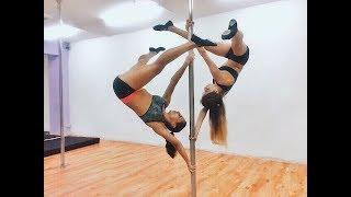Pole Dance от девчонок/Колесо обозрения/Трансформация тела/Бой GGG