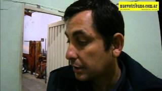 preview picture of video 'Recomendaciones Jefe de Bomberos Y Zapadores de Rosario del Tala Ppal  Correa Gamboa'