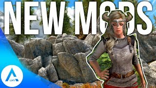 5 BRAND NEW Console Mods 239 - Skyrim Special Edition (PS4/XB1/PC)