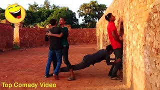 Must Watch Funny😂😂Top Funny Video 2018😂😂   Episode 01   Lungi Fun