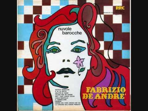 Significato della canzone Il fannullone di Fabrizio De Andrè