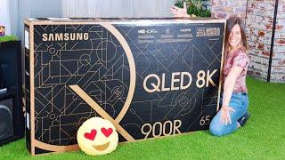 LA TV 8K de SAMSUNG!!!!!!! Ultra-mega-alta definición (y precio)