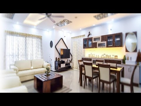 Home Interior Design Full Demonstration with Photos    Magic Interior Designers