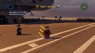 The Flash Speed Glitch Lego Marvel