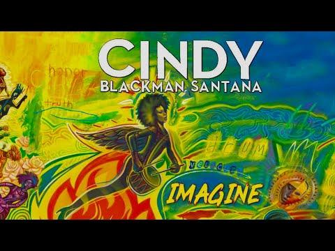 Cindy Blackman Santana – Imagine ft. Carlos Santana (Official Video) online metal music video by CINDY BLACKMAN