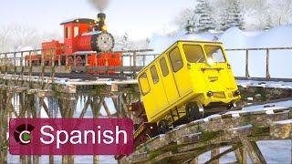 Learn Seasons (SPANISH) - La aventura de las estaciones con Shawn y su equipo