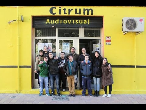 Watch videoLa Tele de ASSIDO - Lo que pasa en ASSIDO: Visita a Citrum Audiovisual